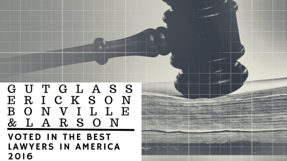 Gutglass Erickson Bonville Larson Milwaukee Best Lawyers List